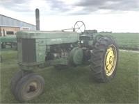 John Deere Antique Tractors & More Online Auction