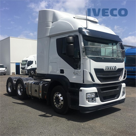 2018 Iveco Stralis AD500 Iveco Trucks Sales - Trucks for Sale