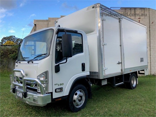 2013 Isuzu NPR 65/45 190 Hills Truck Sales - Trucks for Sale