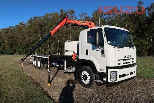 2015 Isuzu FVZ 1400 Long Used Isuzu Trucks - Trucks for Sale