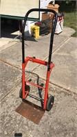 2 Wheeled Metal Dolly / Cart