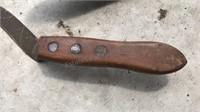 3ft Steel Crowbar Vintage Trimmer and Scythe