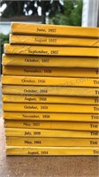 1950s National Geographic Magazines