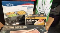 Collection of Kitchen Items in Original Boxes