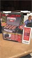 George Forman Outdoor Grill in Original  box