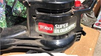 Toro Electric Super Blower / Vac with Accessories