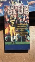 1997 University of Michigan Championship VHS,