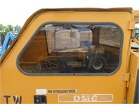 OMC 3WMB Monoboom Orchard Shaker