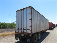 (DMV) 40' Strick Hopper Trailer with Double Outlet