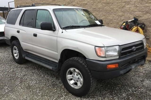 1997 Toyota 4runner Apple Towing Co