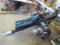 Forest King 22 ton log splitter 6.5HP motor