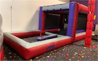 Bounce U Relocation Auction. Items Located in Fishers