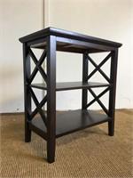 Vintage Wooden Side Table