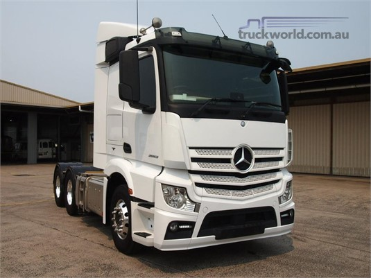 2017 Mercedes Benz Actros 2653 - Trucks for Sale