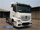 2017 Mercedes Benz Actros 2653 Prime Mover
