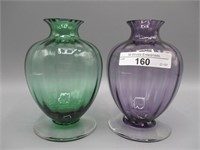 July 2nd Fenton and contemporary glass