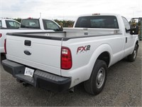 (DMV) 2013 Ford F-250 Super Duty XL Pickup