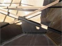 (DMV) Set of Field Run Hopper Trailers