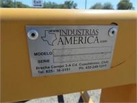 12' Industrias America VBL12R V-Float