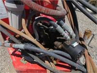 300 Gallon Rears Pull Tank Sprayer with Boom & Hyd