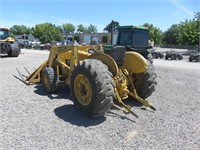 Ford 545C Wheel Tractor