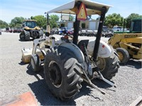 Ford 340A Wheel Tractor with Loader