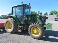 John Deere 6320 Wheel Tractor with Project 12' Rea