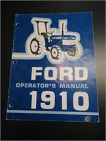 Ford 1910 Wheel Tractor with Loader