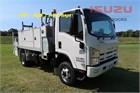 2009 Isuzu NPS 300 4x4 Service Vehicle