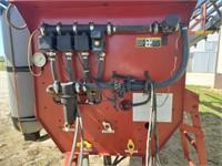 Redball 570 Sprayer, 90' Boom, 1200 Gallon Tank,