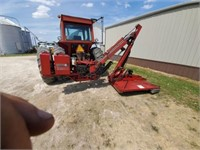 Hardee Ditch Bank Mower, H-2060-C, 3 Point Boom