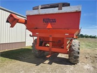 Killbros 475 Grain Cart, 1000 PTO, 23.1x26 @ 10%,