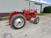IH 340, Gas, Wide Front, 3 Point, 540 PTO