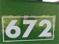 EZ Trail 672 20' head cart