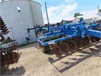 DMI Yield Till ripper 5 shank 12.5ft wide, yield