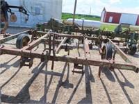 11 shank chisel plow