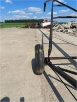 """Mayrath 860 swing away auger 8"""" 60'"""