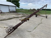 """8"""" x 52' straight pto auger"""
