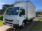 Fuso Canter 515 AMT Duonic 4x2|Pantech|Tailgate Loader