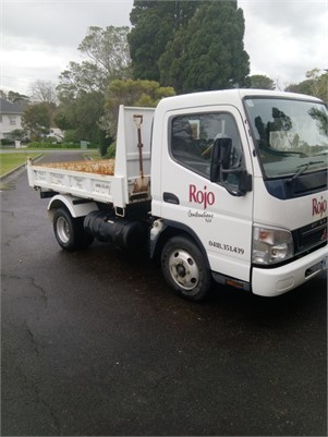 2007 Mitsubishi Fuso CANTER 3.5 - Trucks for Sale