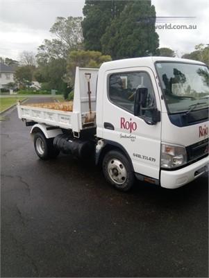 2007 Mitsubishi Fuso CANTER 3.5 - Trucks for Sale