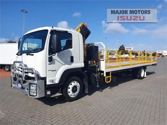 2020 Isuzu FTR Major Motors  - Trucks for Sale