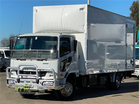 2012 Fuso Fighter 1227 National Truck Wholesalers Pty Ltd  - Trucks for Sale