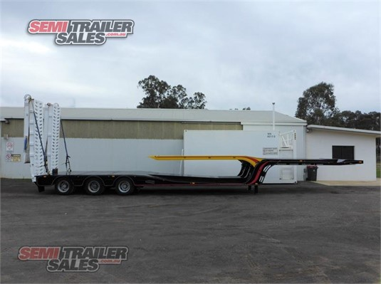 2013 Custom Drop Deck Trailer Semi Trailer Sales Pty Ltd - Trailers for Sale