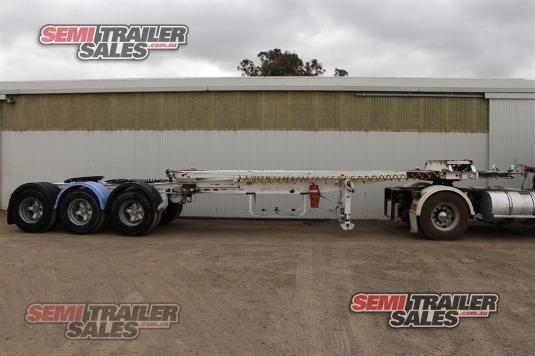 2000 Maxitrans Skeletal Trailer Semi Trailer Sales Pty Ltd - Trailers for Sale