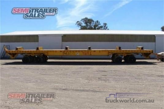 2007 Plan Low Loader Trailer - Trailers for Sale