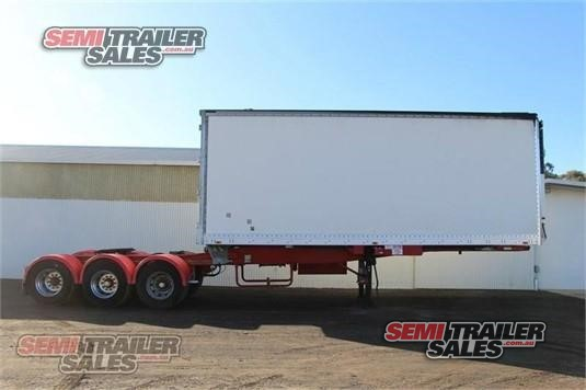 2003 Maxi Cube Refrigerated Trailer Semi Trailer Sales Pty Ltd - Trailers for Sale