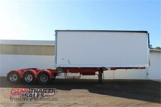 2003 Maxitrans Refrigerated Trailer - Trailers for Sale