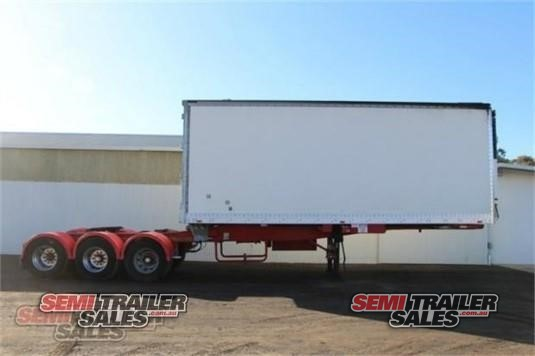 2003 Maxitrans Refrigerated Trailer Semi Trailer Sales Pty Ltd - Trailers for Sale