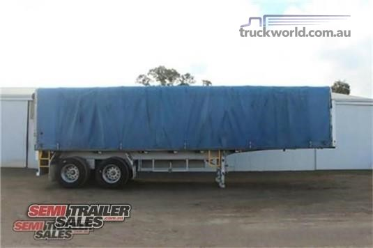 2005 Vawdrey Curtainsider Trailer - Trailers for Sale